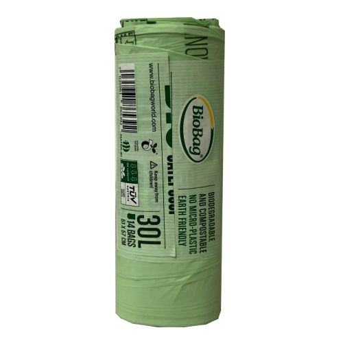 Compostable Bin Liners 30L (14 Pack)
