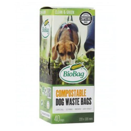 Compostable Dog Waste Bag - 40 Pack