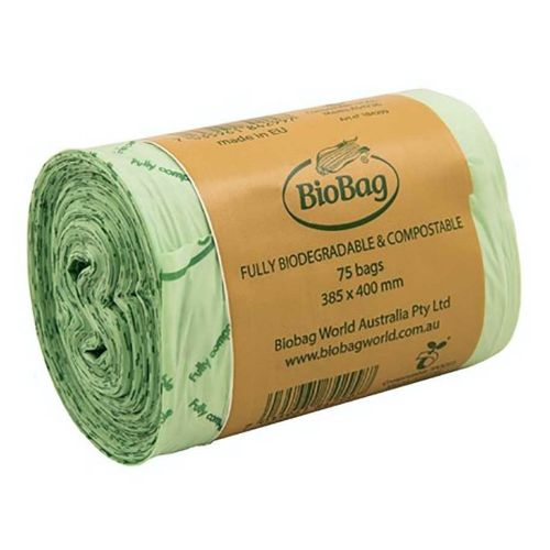 Compostable Bin Liners 8L (75 Pack)