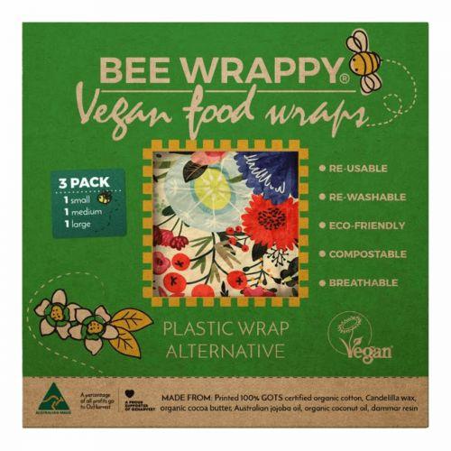 Vegan School Lunchbox 3 Pack