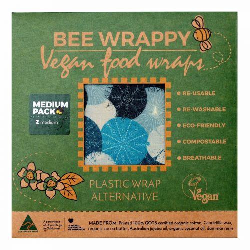 Vegan Wraps Medium 2 Pack