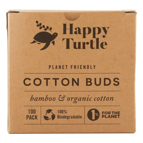 Cotton Bamboo Buds 100 Pack