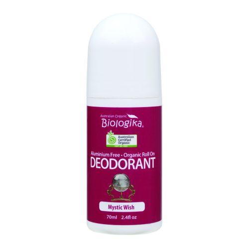 Mystic Wish Roll On Deodorant - 70ml