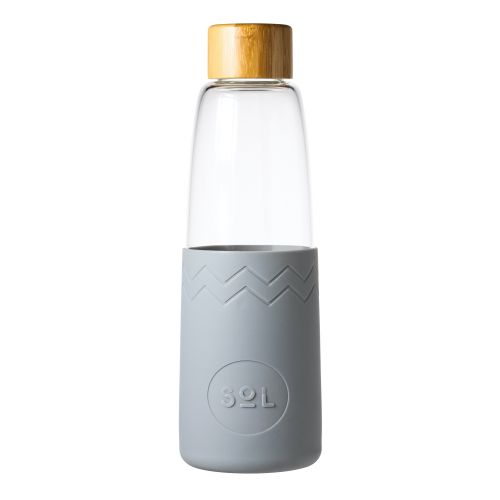 Reusable Water Bottle (Cool Grey) - 850ml (28oz)