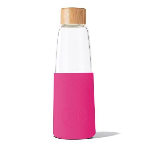 Reusable Water Bottle (Peacock Pink) - 850ml (28oz)