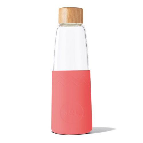 Reusable Water Bottle (Tropical Coral) - 850ml (28oz)