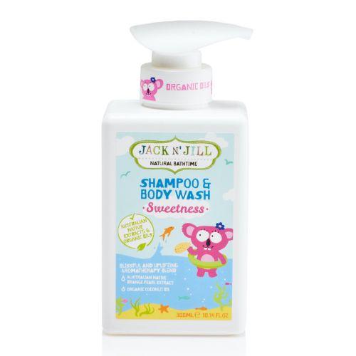 Sweetness Shampoo & Body Wash - 300ml