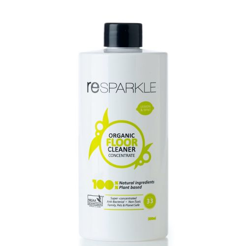 Organic Floor Cleaner Concentrate - 500ml