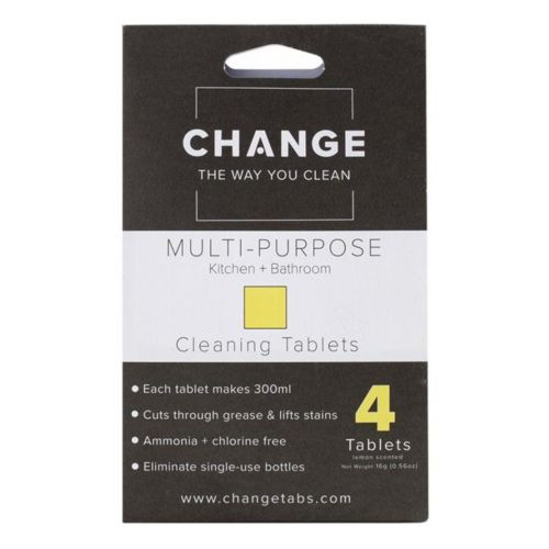 MultiPurpose Cleaning 4 Tablets
