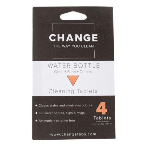 Water Bottle Cleaning 4 Tablets