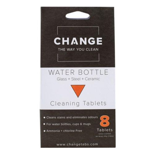 Water Bottle Cleaning 8 Tablets