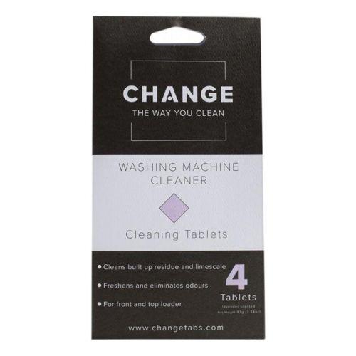 Washing Machine 4 Tablets