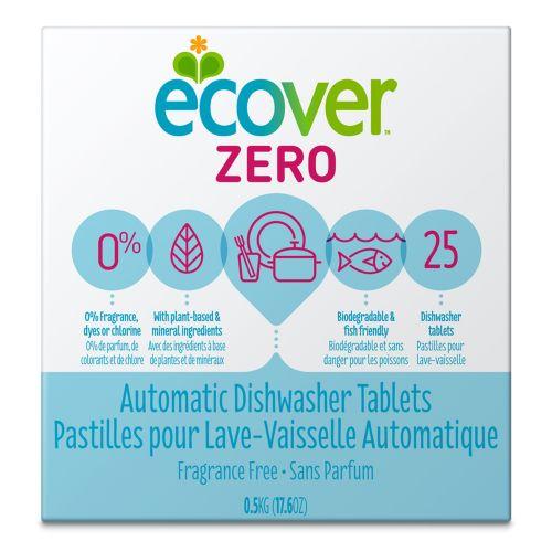 Zero Automatic Dishwashing Tablets - 500g