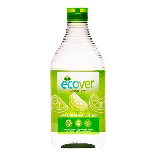 Washing Up Liquid Lemon & Aloe Vera  - 450ml