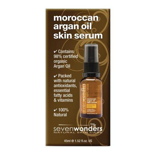 Moroccan Argan Oil Skin Serum - 45ml