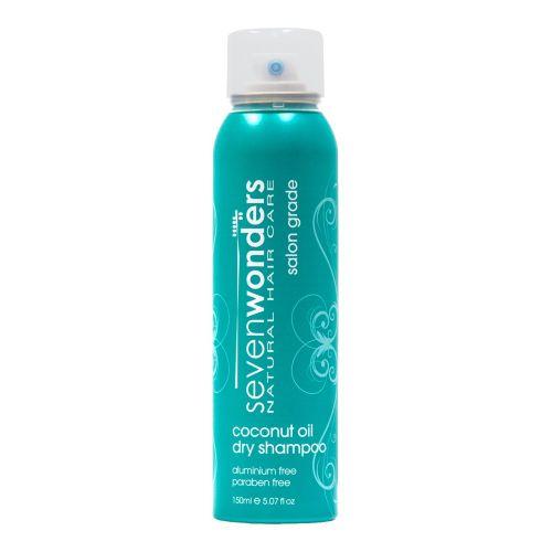 Coconut Oil Dry Shampoo - 150ml