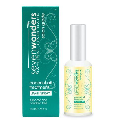 Coconut Oil Treatment Light Spray - 50ml
