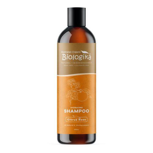 Citrus Rose Shampoo - 500ml