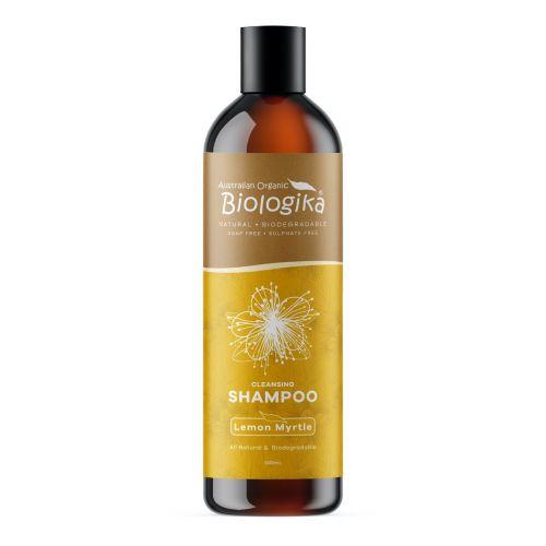 Lemon Myrtle Shampoo - 500ml