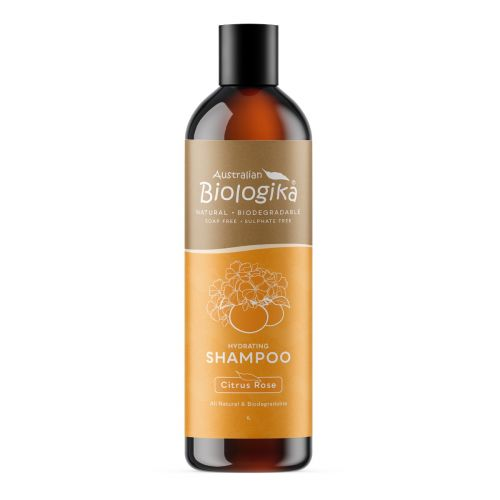 Citrus Rose Shampoo 1LT