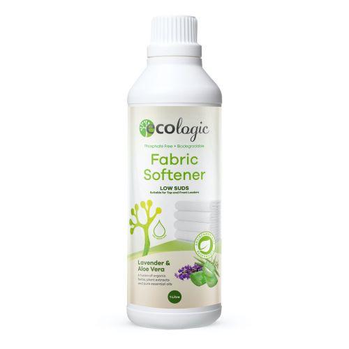 Aloe Vera & Lavender Fabric Softener - 1L
