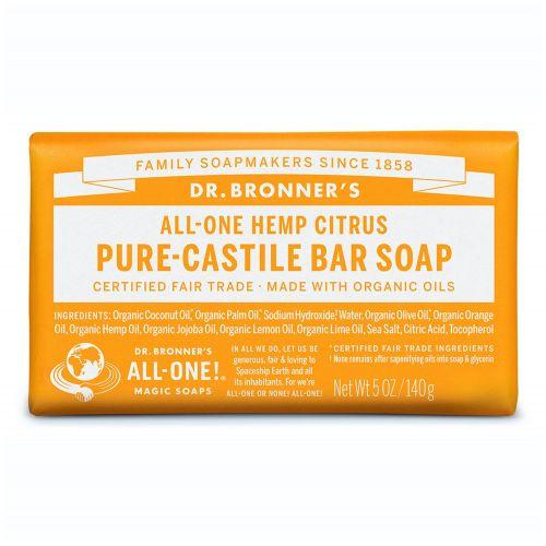 Citrus Castile Bar Soap 140g