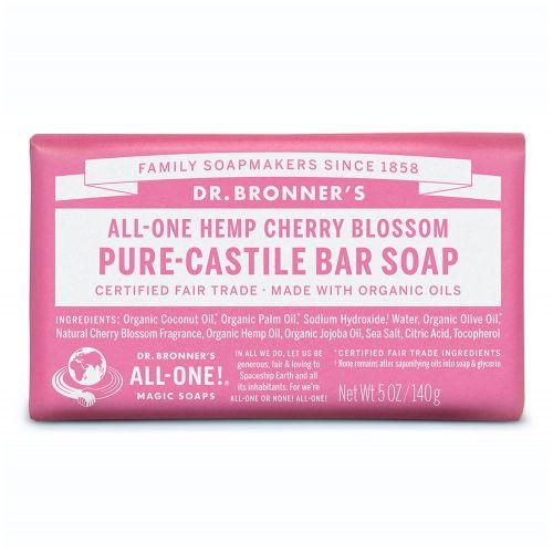 Cherry Bloss Castile Bar Soap 140g