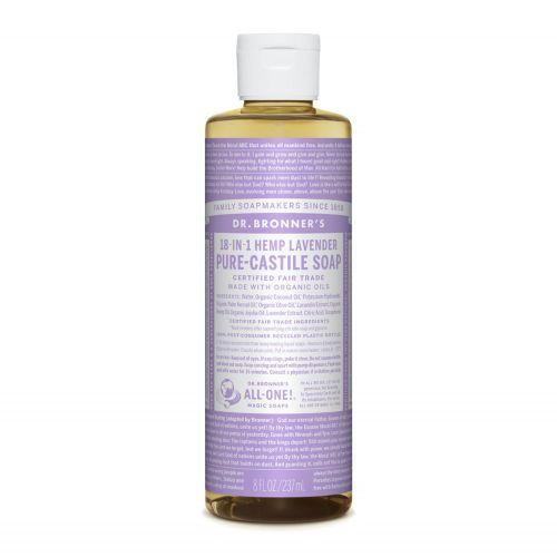 Lavender Castile Liquid Soap 237ml