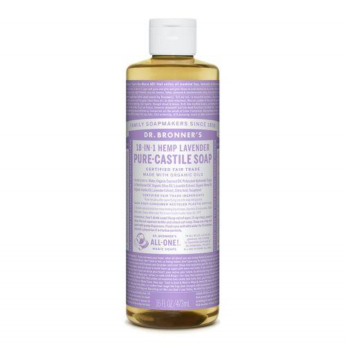 Lavender Castile Liquid Soap 473ml