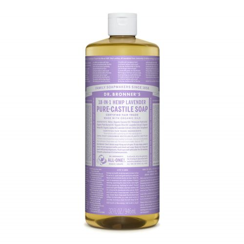 Lavender Castile Liquid Soap 946ml