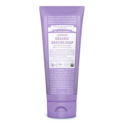 Lavender Shaving Soap - 207ml