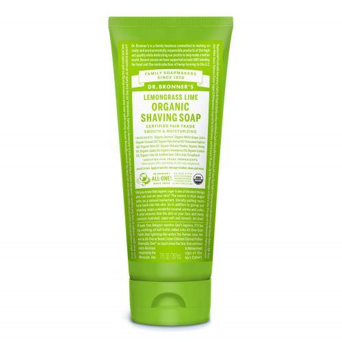 Lemongrass Lime Shaving Gel - 207ml