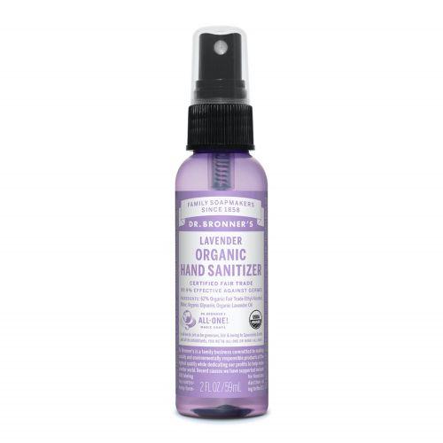 Lavender Hand Sanitizer Spray - 59ml