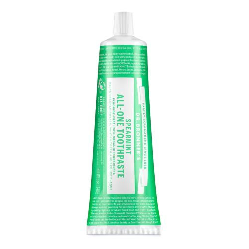 All In One Toothpaste Spearmint 140g