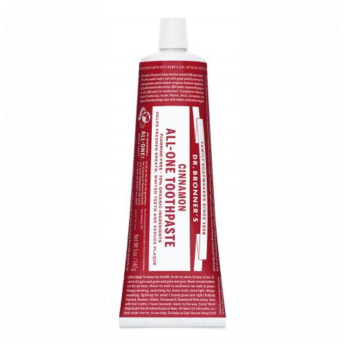 Cinnamon All One Toothpaste - 140g