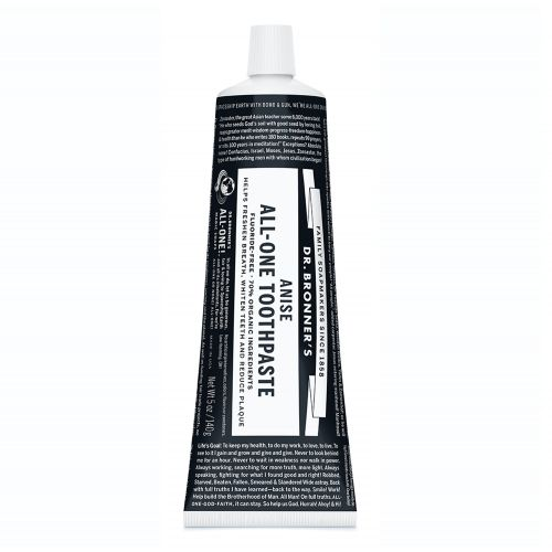 Anise All One Toothpaste - 140g