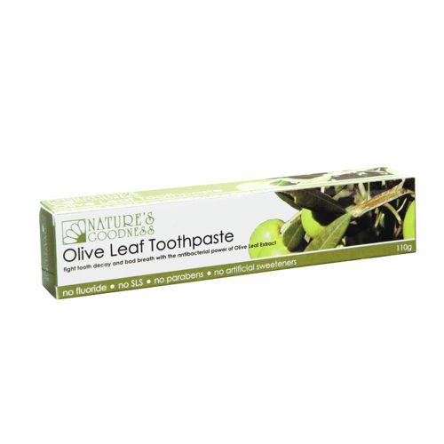 Olive Leaf Toothpaste - 110g