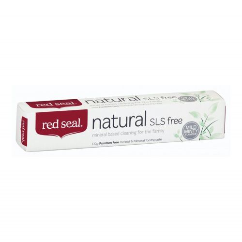 Natural Toothpaste SLS Free - 110g