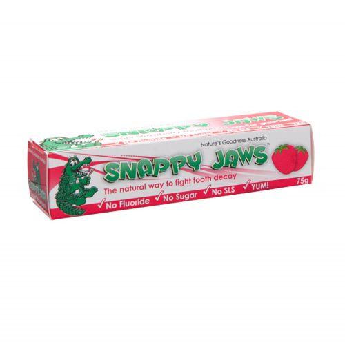 Kids Toothpaste Super Strawberry - 75g