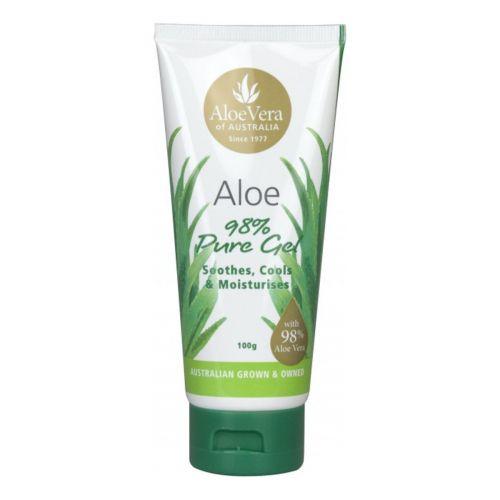 98% Aloe Vera Gel - 100g