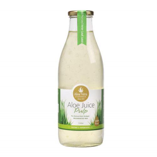 Aloe Vera Juice with Pulp - 1L