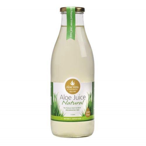Natural Aloe Vera Juice - 1L