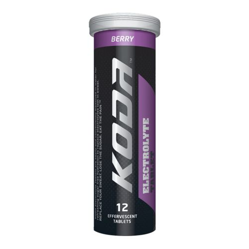 Electrolyte Effervescent Berry Tablets - 12 Tablets