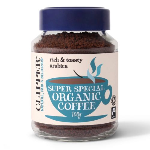 Organic Instant Coffee Super Special - 100g