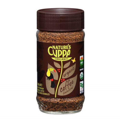 Organic Freeze Dried Coffee - 100g