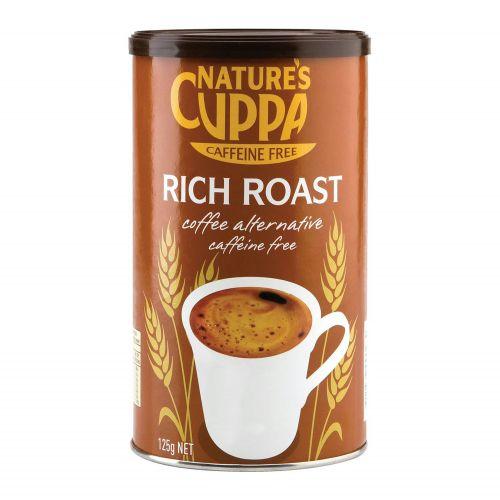 Instant Coffee Alternative (Caffeine Free) - 125g
