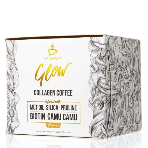 Glow Collagen Coffee Original 30 Sachets