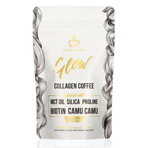 Glow Collagen Coffee Original 7 Sachets