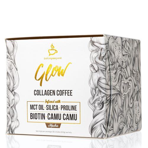 Glow Collagen Coffee Mocha 30 Sachets