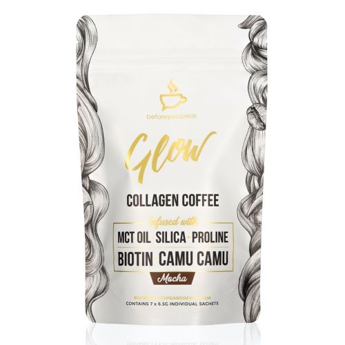 Glow Collagen Coffee Mocha 7 Sachets